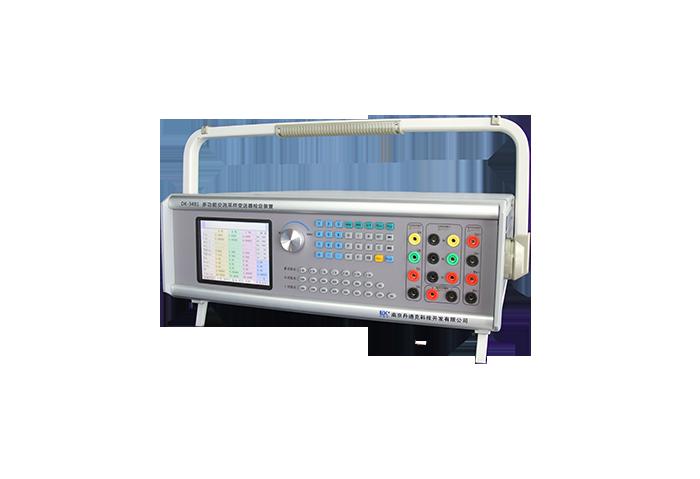 DK-34B1 多功能交流采樣變送器檢定裝置