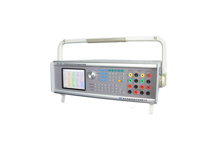 DK-34B1 多功能交流采样变送器检定装置