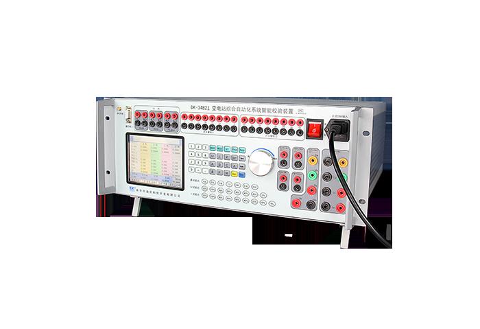 DK-34B21 变电站综合国际太阳娱乐网站2138系统智能校验装置