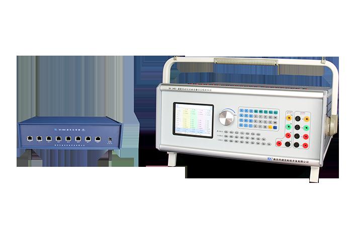 DK-34B3 調度自動化站端設備綜合檢測系統