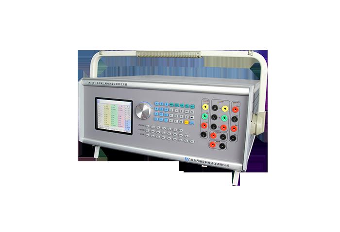 DK-34F1 多功能三相電測量儀表檢定裝置