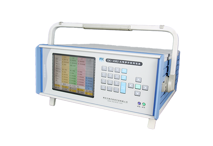 DK-45B2 三相多功能标准表(0.02级)