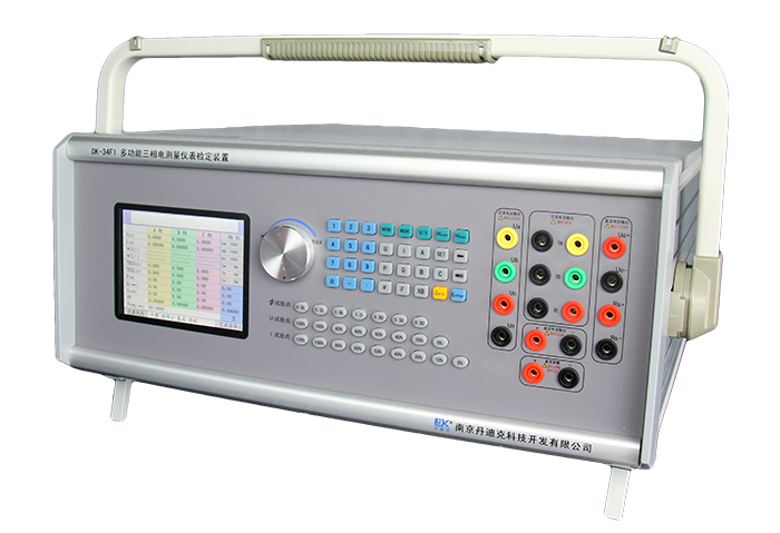DK-34F1 多功能三相电测量仪表检定